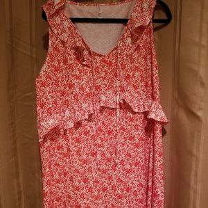 Dresses & Skirts - Two Flowers Dress